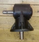 Aftermarket Sicma Finish Mower Replacement Gearbox Code 80310-00
