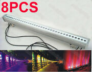 Outdoor 36pcs Led Wall Washer Ip65 Rgb 3in1 Dmx512 Waterproof Building Lighting