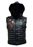 Watch Dogs 2 Wrench Dedsec Vest For Men With Removable Hood - Big Sale