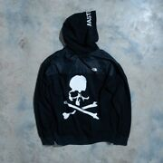X Mastermind Japan World Pullover Hoodie Sz Us Extra Small Asia Small