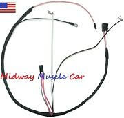 Transistor Ignition Extension Wiring Harness 67 68 Chevy Camaro 66 67 Impala