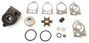 Water Pump Kit For 1976-2000 Mercury Marine 77177a3 Glm 12100 Outboard Engine