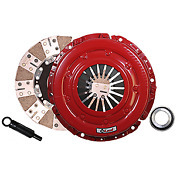 Mcleod Racing Street Extreme Clutch Kit For 86-01 Ford Mustang 4.6l / 5.0l 75305