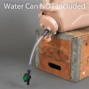 Mwc Pour Spout With Cap Assembly For The Scepter Military Water Cans