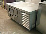 52andrdquo True Trcb-52 2 Drawer Refrigerated Chef Base