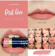 Lipsense Lot Of 3 First Love, Pink Champagne, Dawn Rising All New Full Size