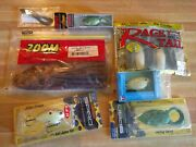 Lure Lot Spro Zoom Strike King Rage Tail Fishing Lures Toads Waker H20 Expre
