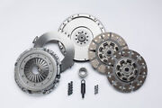 South Bend Stage 4 Street Dual Disc Clutch Kit For 1999-2003.5 7.3l Power Stroke