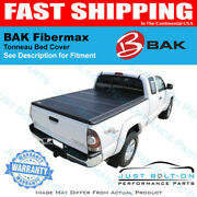 Bakflip Fibermax Fits 00-06 Tundra Double Cab 6and039 2 Bed Tonneau Cover 1126405