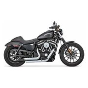 Vance And Hines 2 1/4 Shortshots Staggered Chrome Harley-davidson Sportster