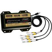 Dual Pro Sportsman Series 30a 3-bank Battery Charger Ss3