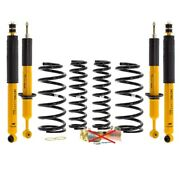 Arb Front And Rear Shock Absorbers+coil Springs For 07-09 Fj Cruiser Heavy Load