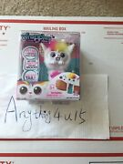 New, Wrapples Little Live Pets Interactive Furry Friends, Rainbow Hair Una