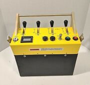 A209 Cooper Industries Control Chief Infrared Remote Overhead Crane Box Switch