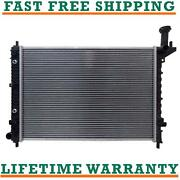 Radiator For 07-17 Buick Enclave Chevy Traverse Gmc Acadia V6 3.6l Direct Fit