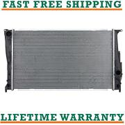 Radiator For 07-16 Bmw 335i 135i Z4 Xdrive V6 Fast Free Shipping Direct Fit