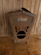 Antique Chevrolet Water Heater Heat Black 1920and039s 1930and039s Car Automobile Rat