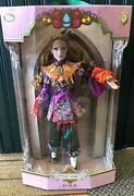 Alice In Wonderland Limited Edition Doll - Alice Through The Looking Glass 17''