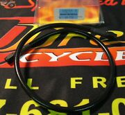 Midwest 32 Black Stainless 3 Universal Brake Line For Harley And Customs