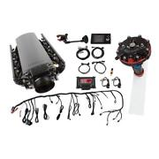 Fitech Fuel Injection System 74004 Ultimate Ls Hy-fuel In-tank Pump Kit For Ls