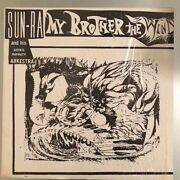 Sun Ra And His Astro Infinity Arkestra My Brother The Wind Us 1970 Excellent