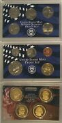 2007-s Proof Set United States Us Mint Original Government Packaging Box And Coa