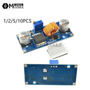 Adjustable 5a Xl4015 Dc-dc Step Down 4-38v Led Lithium Power Supply Module