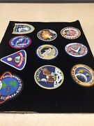 New Original Apollo Patches - My Sales Samples From In The 70's Total Of 10.