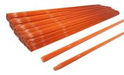 Pack Of 5000 Walkway Stakes 48 Inches 1/4 Inch For Lawn Yard And Grass Driveway