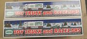 New 2005 Hess Trucks Toy Truck With Motor Racecars 12767-hess-ms