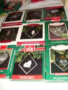 You Pick Hallmark Ornaments 12 Days Of Christmas Only 7 8 And 10 Left