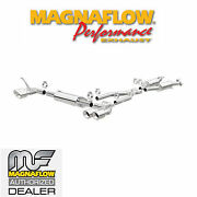 Magnaflow Cat Back Dual Exhaust System Fits 2014-2019 Jeep Grand Cherokee 19193