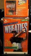 Wrapped Wheaties Tiger Woods Limited Edition Inaugural Cereal Box In Acrylic Rc