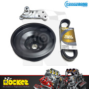 Powerbond 22 Supercharger O/drive Kit Fits Chev Lsa Holden Comm Vf - Pbk027