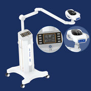 60w Dental Mobile Led Teeth Whitening Lamp Machine Cool Blue Light With 12 Leds