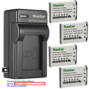 Kastar Battery Wall Charger For Casio Np-70 Cnp-70 And Casio Exilim Zoom Ex-z250gd