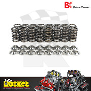 Brian Crower Dual Valve Spring And Titanium Retainers Fits Toyota 1jz/2jz - Bc0310