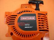 Craftsman Chainsaw 316.381880 Starter Assembly 953-08270 Now Black