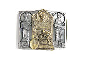 Curtiss Belt Buckle For All Motorcycle Lovers Harley