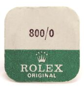 Rolex Brevet Crown 800/0 Stainless Steel 8 Mm Brand New Sealed 100 Authentic