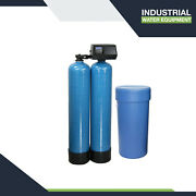 Fleck Birm Water Filter For Iron And Manganese Removal - Simplex Or Duplex