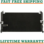 A/c Ac Condenser For Mitsubishi Eclipse Plymouth Laser 4276