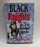 Black Knights The Story Of The Tuskegee Airmen Signed Wii Veteran Herbert Cater