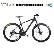 Complete 29er Cycling Moutain Bicycle Xt Groupset Carbon Aero Mtb Bike 11/22s