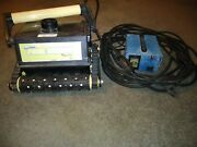 Aquabot Turbo Classic In-ground Auto Robot Swimming Pool Cleaner For Parts