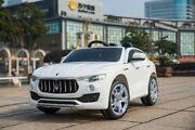 Rideoncarstore. Ride On Car Kids Toy Maserati 2019 Boys And Girls 3-7 Years