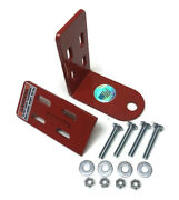 Heavy Duty Trailer Hitch For Simplicity Zero Turn Ztr Mower With 3 Tube Bumper