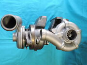 2008-10 F350 450 550 6.4l Powerstroke Diesel Turbo Charger High And Low Pressure