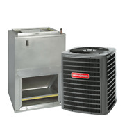 2.5 Ton 13 Seer Goodman Air Conditioning System Gsx130301 - Awuf37081