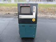 Eaton Leonard Tube Bender Control Cabinet Vectorbend Hs 150 For Parts W/ac